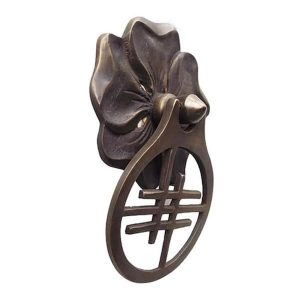 Door Handles House Villa Ring Pull Cherry Blossomy