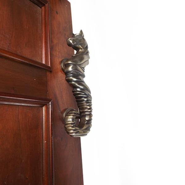 Brass Door HandlesSeahorses